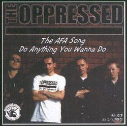 The Oppressed - Fatskins / The Oppressed