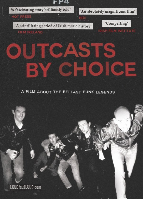 The Outcasts - Outcasts By Choice