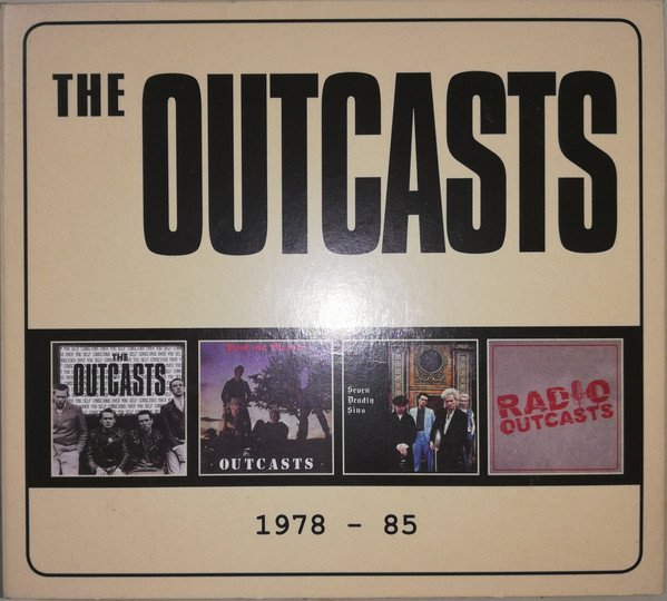 The Outcasts - The Outcasts 1978 - 1985