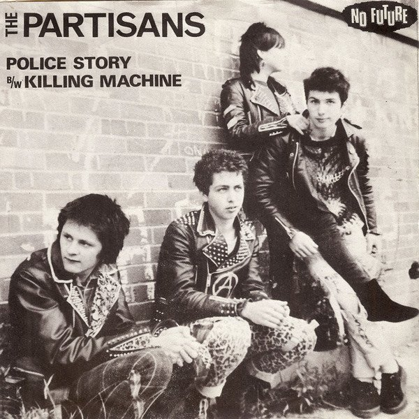 The Partisans - 3rd Demo