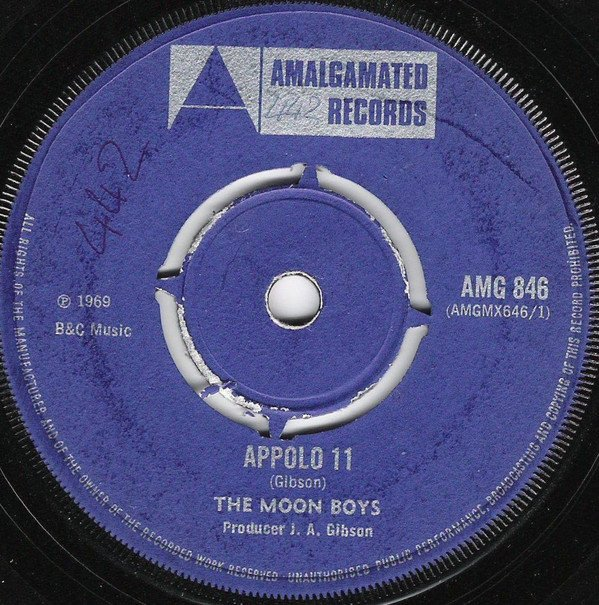 The Pioneers - Appolo 11 / Love Love Everyday