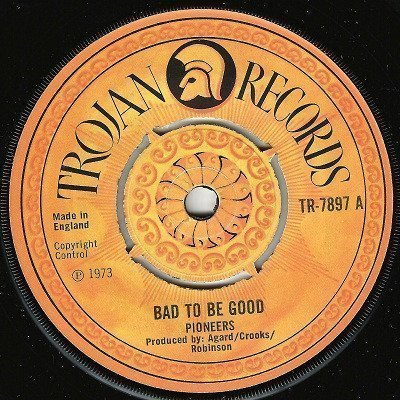 The Pioneers - Bad To Be Good / Smokin