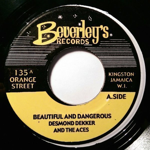 The Pioneers - Beautiful And Dangerous / At The Disco Theque