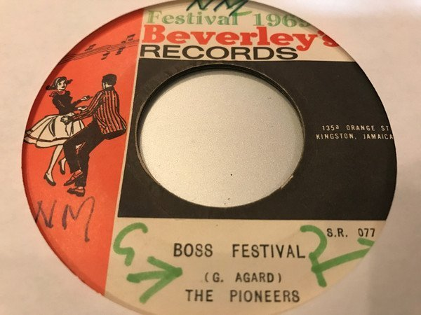 The Pioneers - Boss Festival