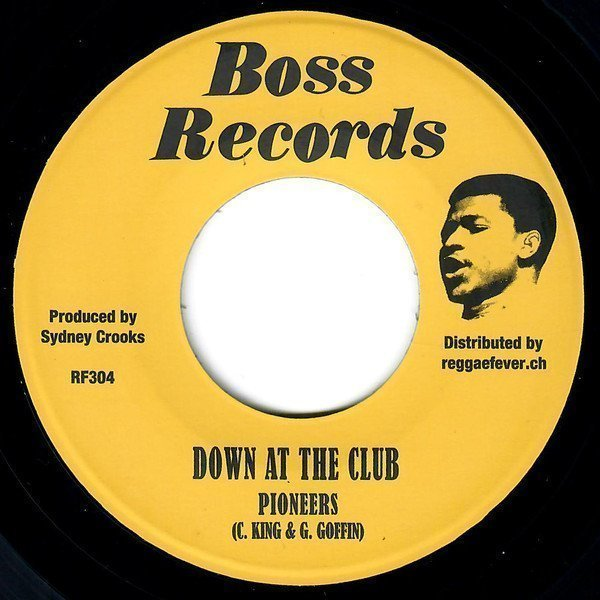 The Pioneers - Down At The Club / Power Control