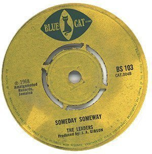 The Pioneers - Give It To Me / Someday Someway