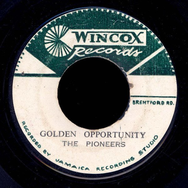 The Pioneers - Golden Opportunity