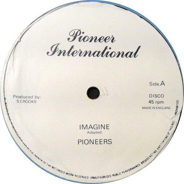 The Pioneers - Imagine
