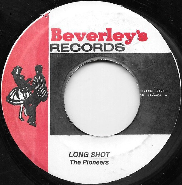 The Pioneers - Long Shot / Mother Young Gal