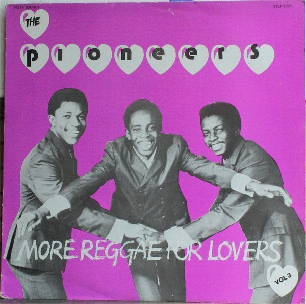 The Pioneers - More Reggae For Lovers Vol. 3