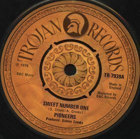 The Pioneers - Sweet Number One