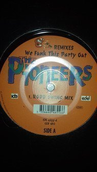 The Pioneers - We Funk This Party (Remixes)