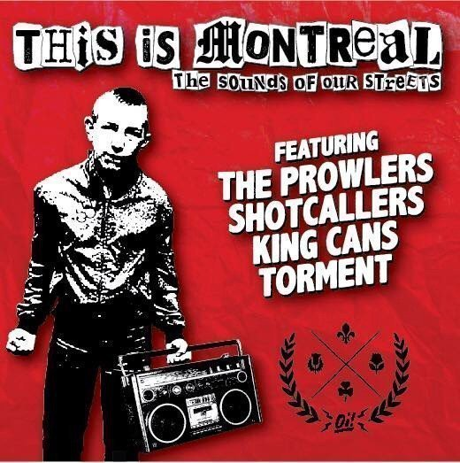The Prowlers - This Is Montreal (The Sounds Of Our Streets)