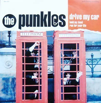 The Punkles - Drive My Car