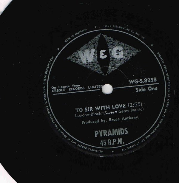 The Pyramids - To Sir With Love