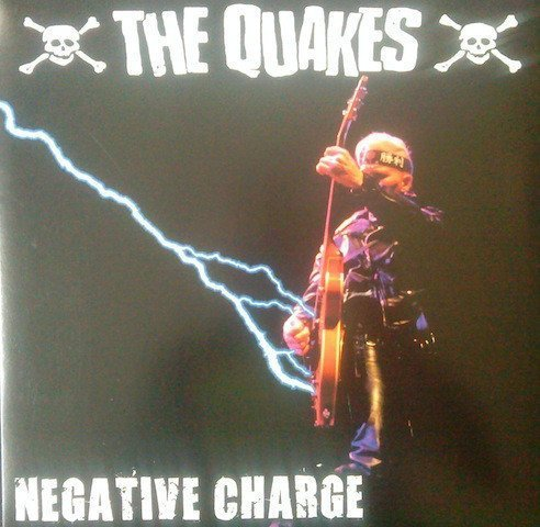 The Quakes - Negative Charge