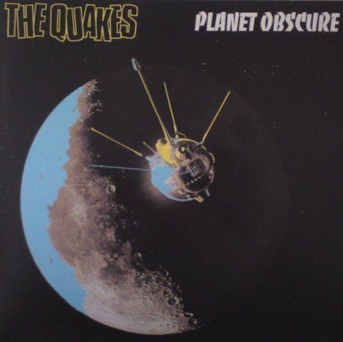The Quakes - Planet Obscure