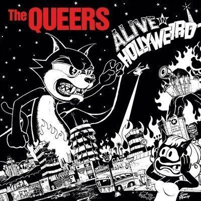 The Queers - Alive In Hollyweird