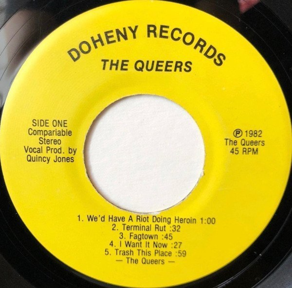 The Queers - Love Me