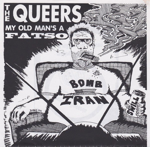 The Queers - My Old Man