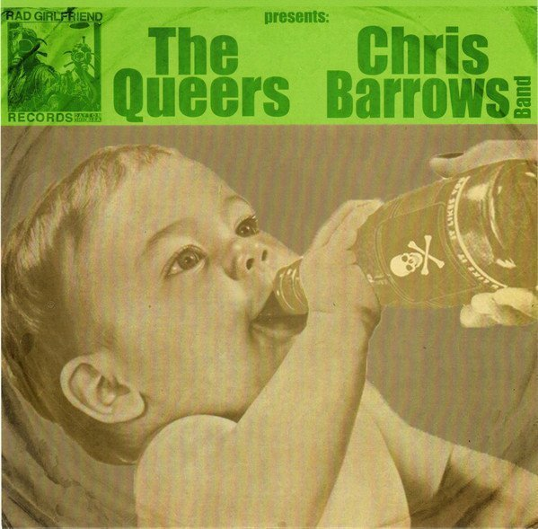 The Queers - The Queers / Chris Barrows Band