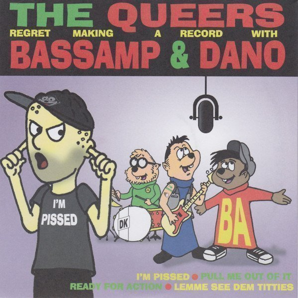 The Queers - The Queers Regret Making A Record With Bassamp & Dano