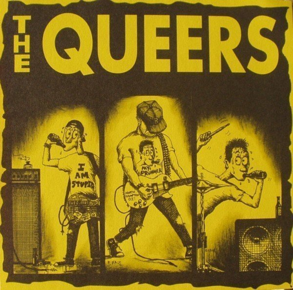 The Queers - Too Dumb To Quit!