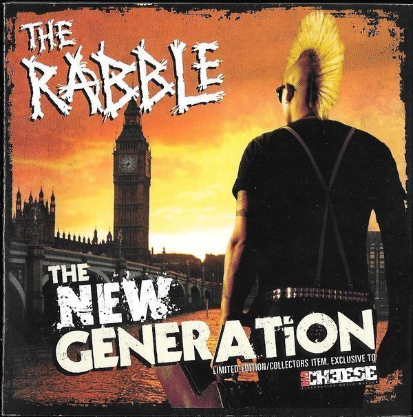 The Rabble - The New Generation