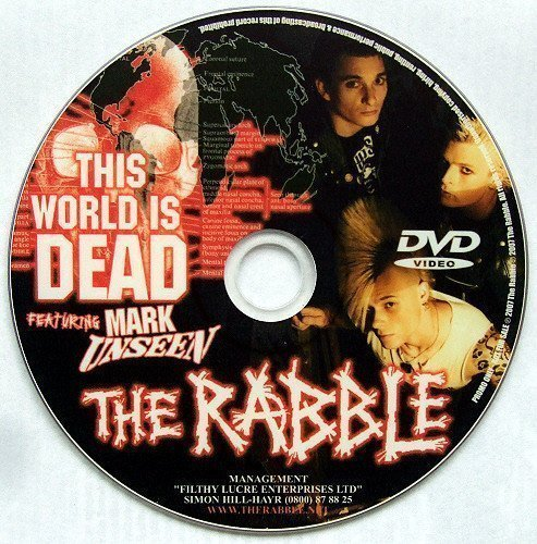 The Rabble - This World Is Dead