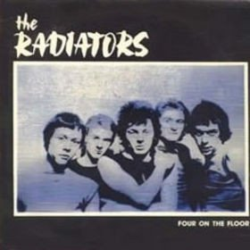 The Radiators From Space - Four On The Floor