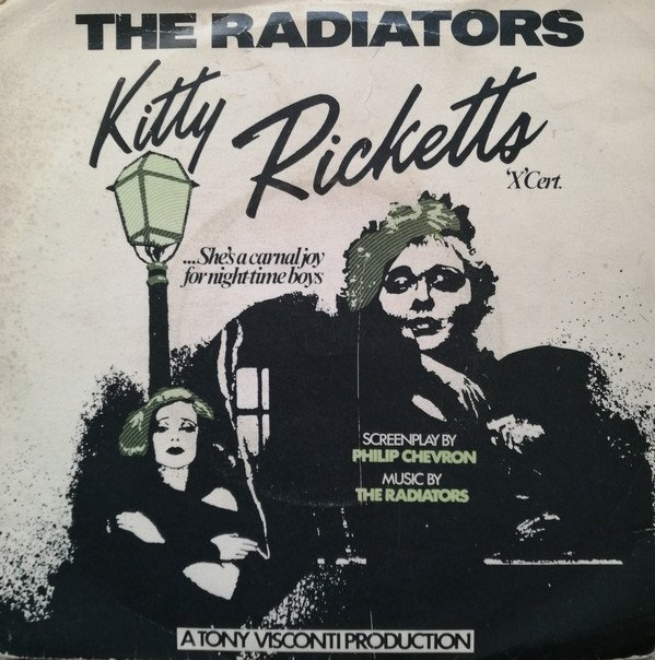 The Radiators From Space - Kitty Ricketts