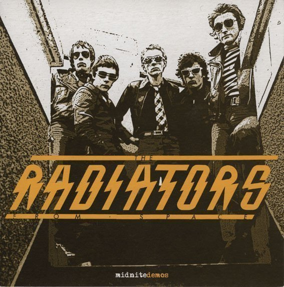 The Radiators From Space - Midnite Demos