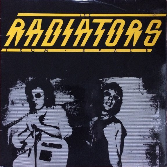 The Radiators From Space - Television Screen