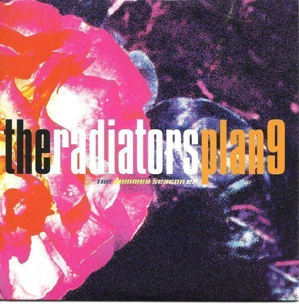 The Radiators From Space - The Summer Season EP
