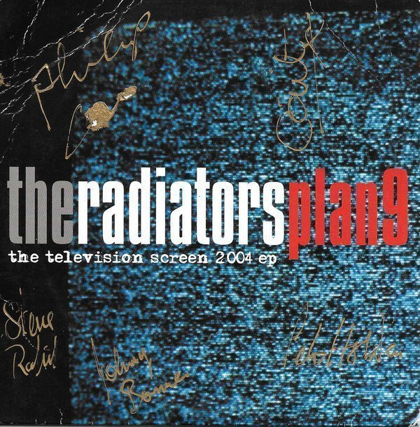The Radiators From Space - The Television Screen 2004 Ep