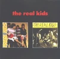 The Real Kids - Outta Place / All Kinda Jerks Live