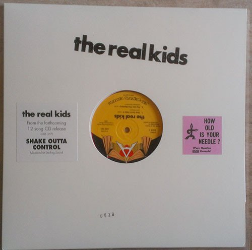 The Real Kids - Shake Outta Control EP