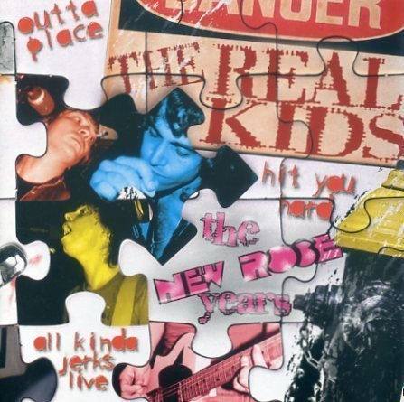 The Real Kids - The New Rose Years