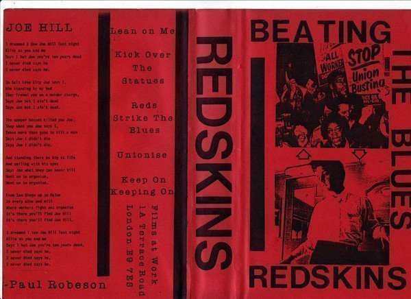 The Redskins - Beating The Blues