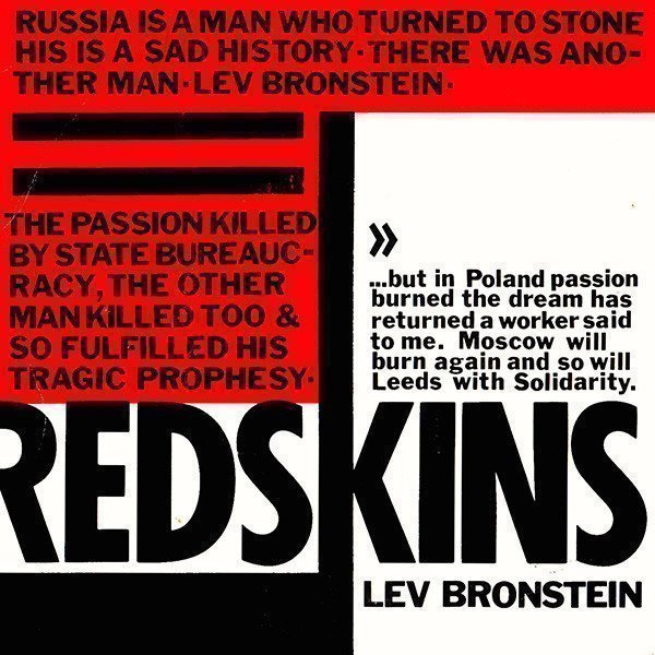 The Redskins - Lev Bronstein