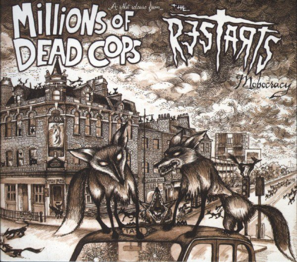 The Restarts - Mobocracy