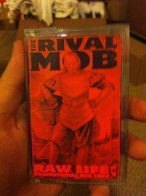The Rival Mob - Raw Life E.P. Promotional Mix Tape