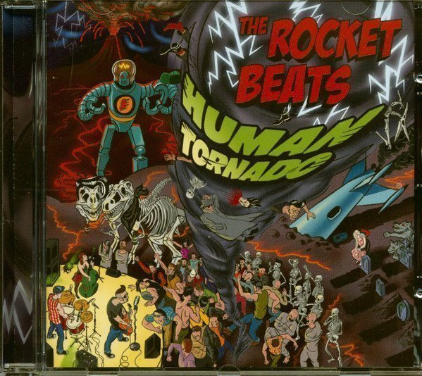 The Rocket Beats - Human Tornado