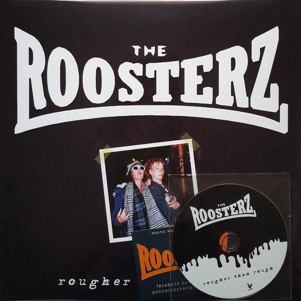 The Roosterz - Rougher Than Rough