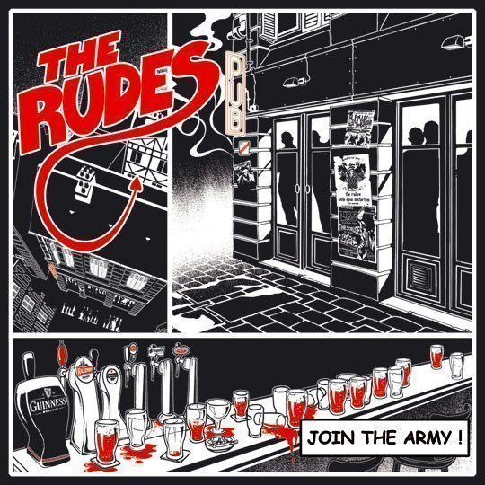 The Rudes - Join The Army !