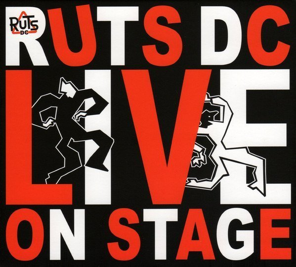 The Ruts Dc - Live On Stage