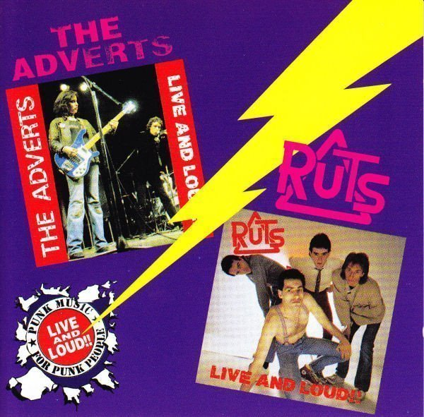 The Ruts - Live And Loud!!
