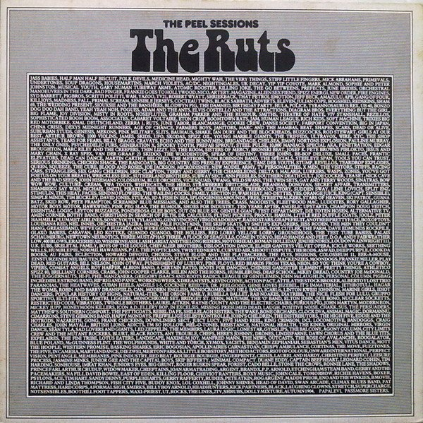 The Ruts - The Peel Sessions
