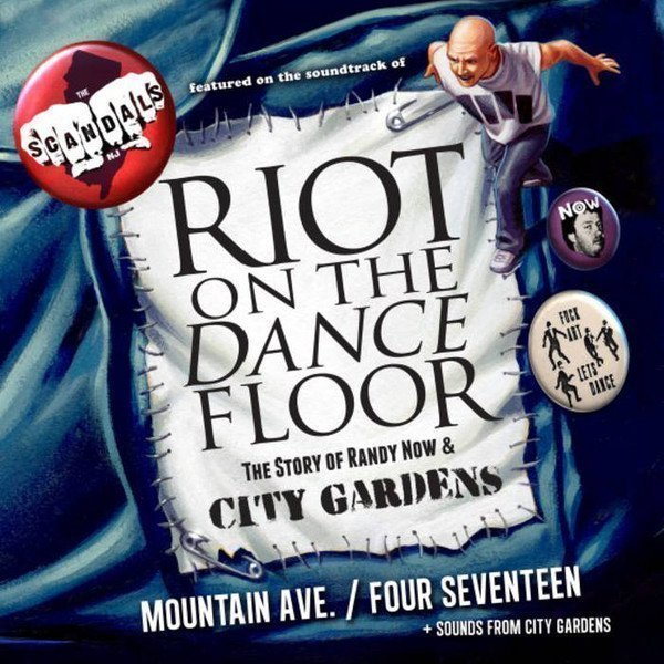 The Scandals - Riot On The Dance Floor