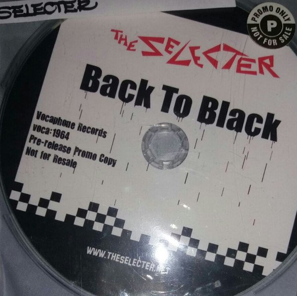 The Selecter - Back To Black
